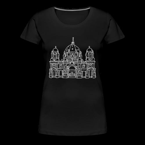 Berliner Dom, Frauen, T-Shirt für Damen