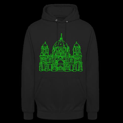 Berliner Dom (neon) - Unisex Hoodie