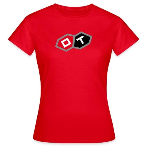 OBERER TOTPUNKT, OT-MÄDCHEN-HEMD - Frauen T-Shirt