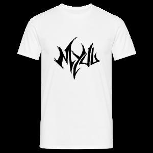 Myuu Logo ♂ - Men's T-Shirt