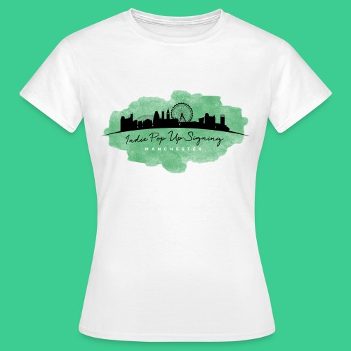 Indie Pop Up Signing T-shirt - Women's T-Shirt