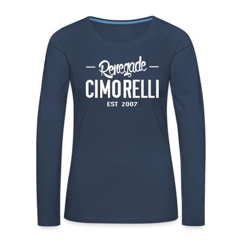 Renegade - Women's Premium Longsleeve Shirt