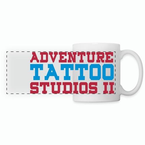 Adventure Tattoo Panoramic Mug - Panoramic Mug