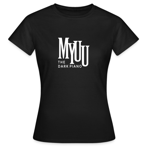 The Dark Piano ♀ - Women's T-Shirt