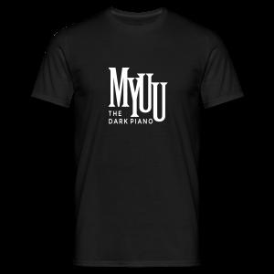 The Dark Piano ♂ - Men's T-Shirt