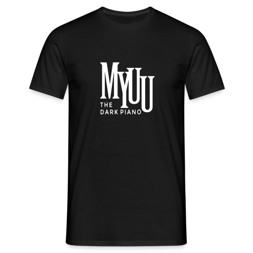 The Dark Piano ♂ - Männer T-Shirt