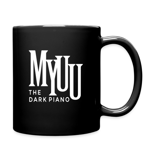 Mug Dark Piano - Full Colour Mug