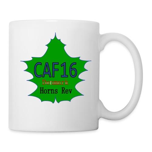 Coffee16 - logo - Kop/krus