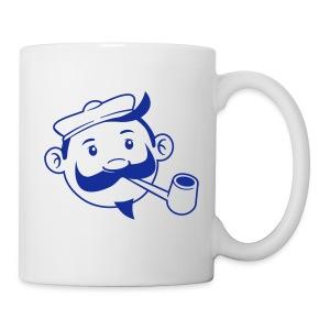 Matrose - Tasse weiß - Tasse