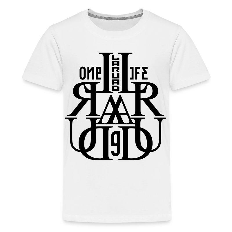 17 - T-shirt Premium Ado