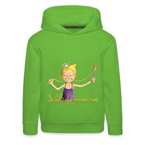 Schlürfprinzessin - Kinder Premium Hoodie