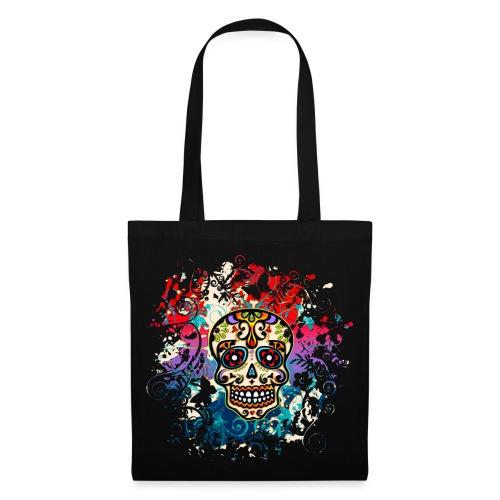 Tote bag tête de mort mexicaine - Tote Bag