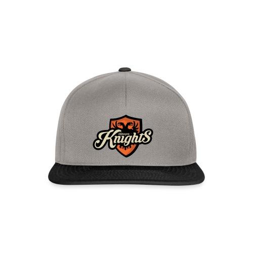 Knights Classic logo Snapback - Snapback cap