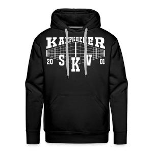 Käfig Kicker Hoodie - Männer Premium Hoodie