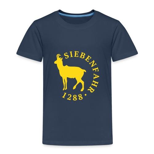 Kinder T-Shirt Schtepsl - Kinder Premium T-Shirt