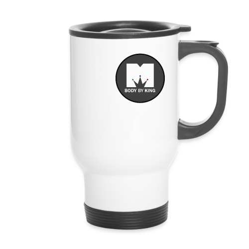 BodyByKing Cup - Travel Mug