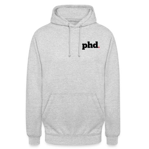 PHD Logo Hoodie - Unisex Hoodie