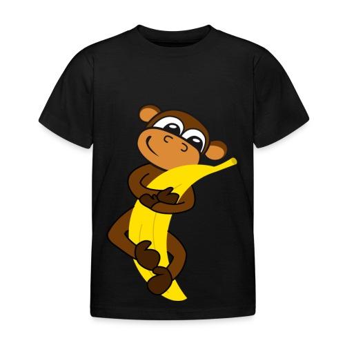 Affe - Kinder T-Shirt