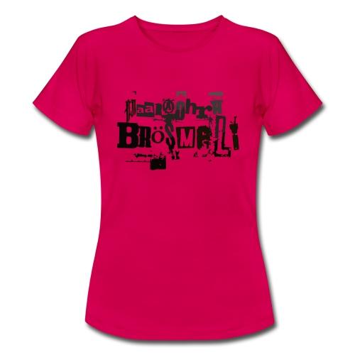 brösmeli SheShirt - Frauen T-Shirt