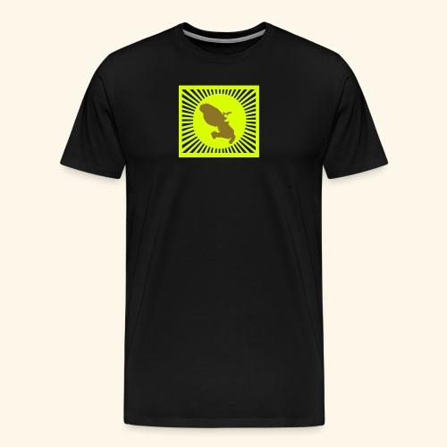 MARTINIQUE SHINING - T-shirt Premium Homme