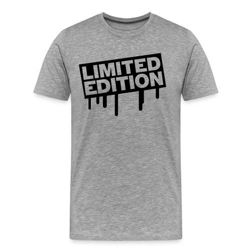 Freizeitshirt Limited Edition - Männer Premium T-Shirt