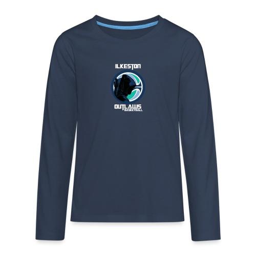 Teenage BowMan Longsleeve - Teenagers' Premium Longsleeve Shirt