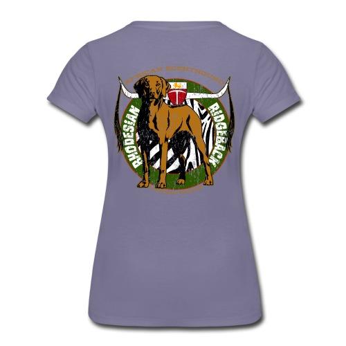 rhodesian ridgeback - Maglietta Premium da donna