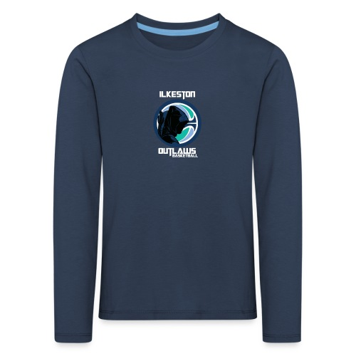 Kids BowMan Longsleeve  - Kids' Premium Longsleeve Shirt
