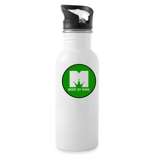 BodyByKing Water Bottle - Water Bottle