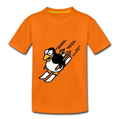 Skipinguin - Kinder Premium T-Shirt