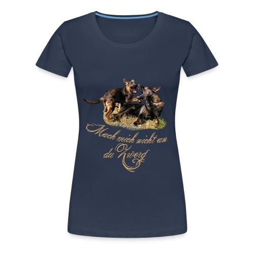 E. hell s - Frauen Premium T-Shirt