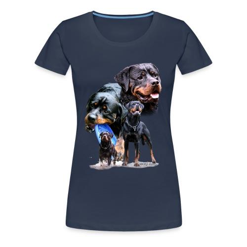 M.P. - Frauen Premium T-Shirt