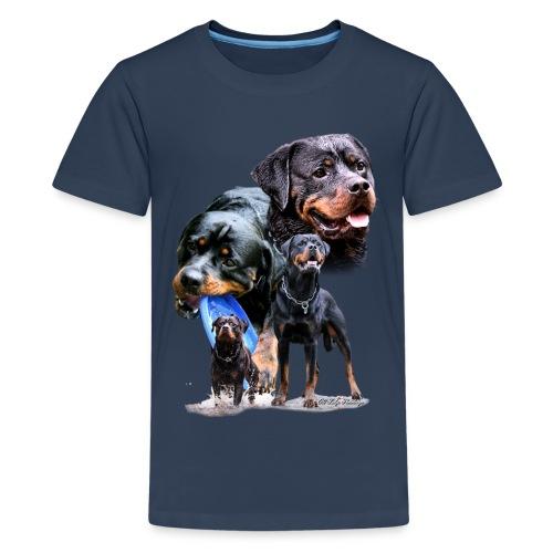 M.P. - Teenager Premium T-Shirt