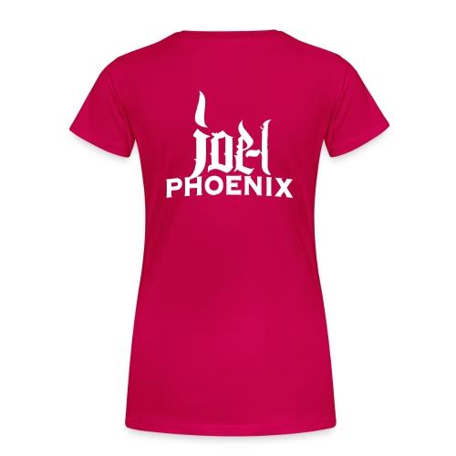 Lady-Shirt Joe-L - Frauen Premium T-Shirt