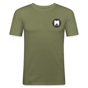 BodyByKing Slim Fit T - Men's Slim Fit T-Shirt
