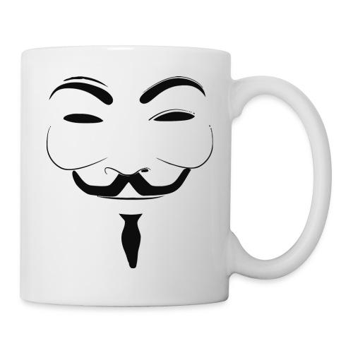 Anonymous - Mug blanc