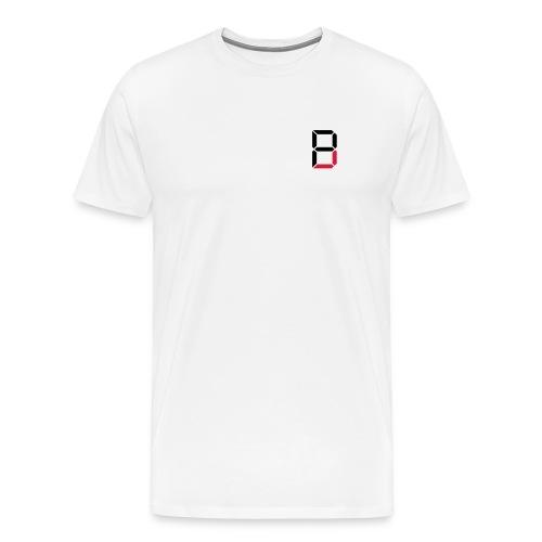 Become A Pro Deluxe Men White - Männer Premium T-Shirt