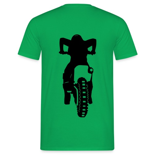 Motocross Start Flock HQ - Männer T-Shirt