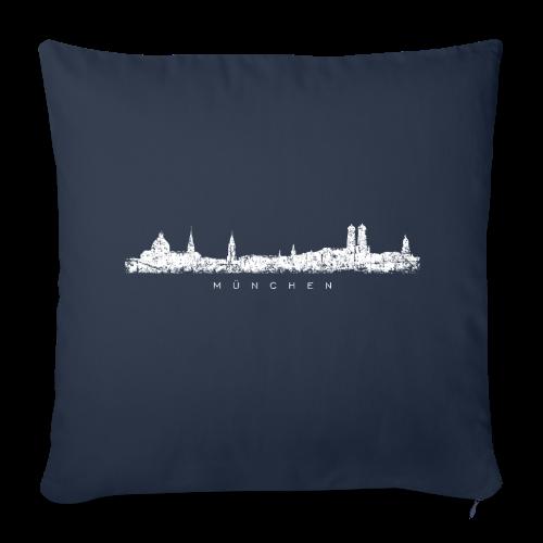 München Skyline Vintage Weiß
