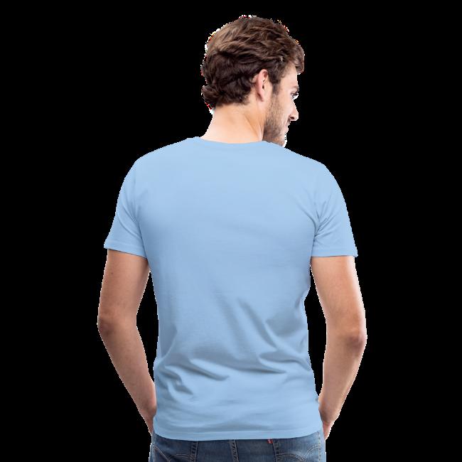 München Skyline (Vintage/Schwarz) S-5XL T-Shirt