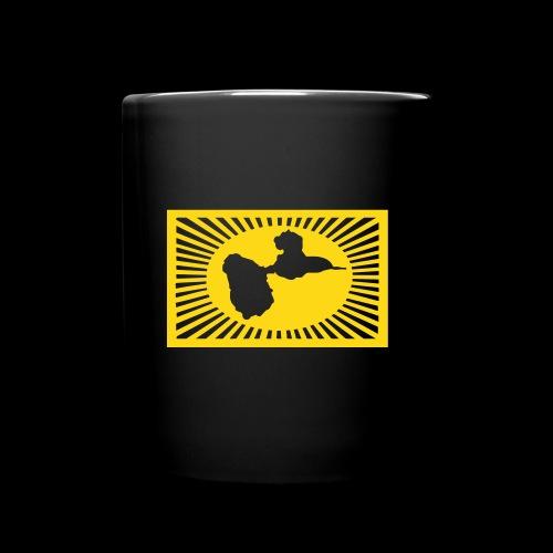 customize Guadeloupe souvenirs - Full Colour Mug