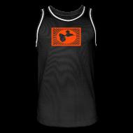 Vêtements de sport ~ Maillot de basket Homme ~ GUADELOUPE SHINING