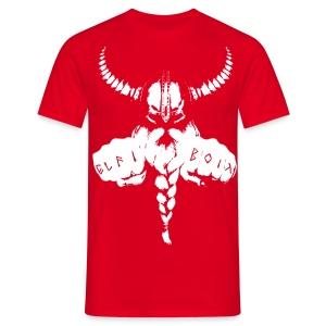 Zio Kuld's Army (per Barbari) - Rossa - Maglietta da uomo