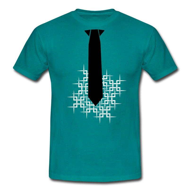Cravate celtic - Men's T-Shirt