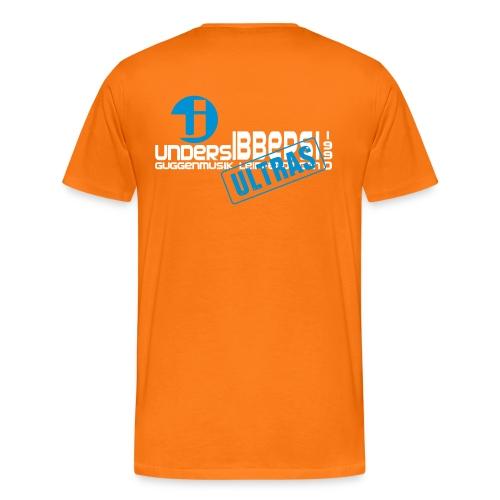 Undersibbersi Fan-Shirt - Herren - Männer Premium T-Shirt