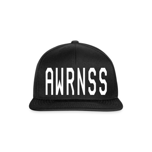 Awareness Snapback - Snapback cap