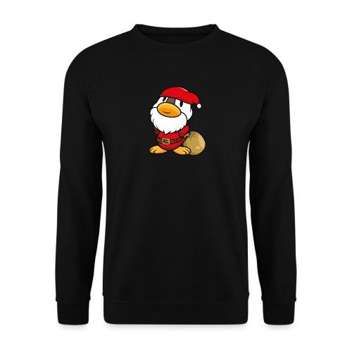 Ente Weihnachtsmann Gans Pullover - Männer Pullover