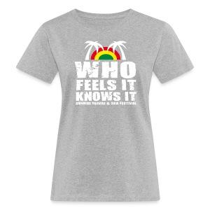 Sunrise T-Shirt Lady Organic 2015 - Frauen Bio-T-Shirt