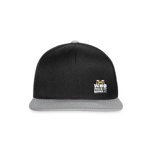 Sunrise Festival Basecap 2015 I black-grey - Snapback Cap