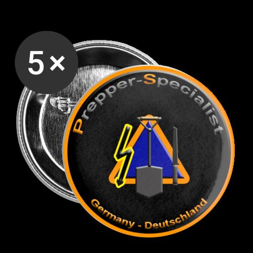 Buttons Prepper Spezialist - Buttons klein 25 mm